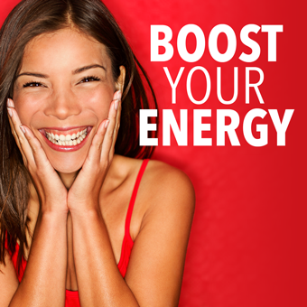 Boost Your Energy Hypnosis