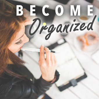 Become Organized Hypnosis