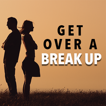 Get Over A Break Up Hypnosis