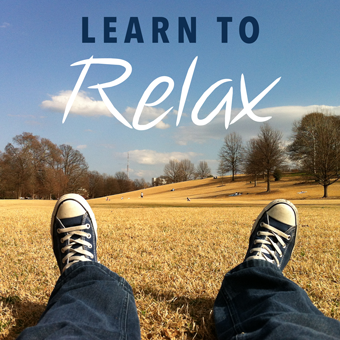 Learn To Relax Hypnosis