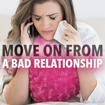 Move On From A Bad Relationship Hypnosis